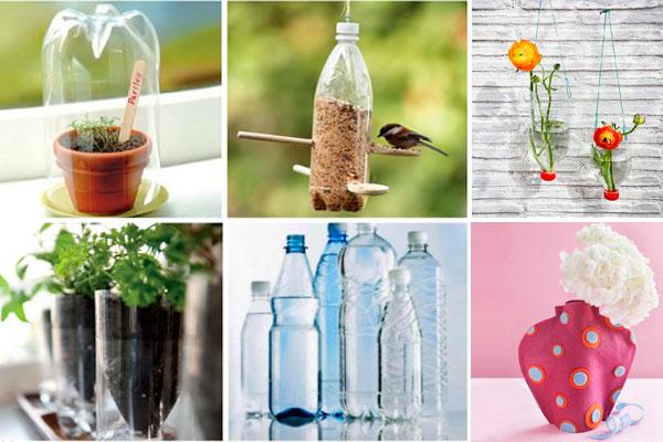 24 Ideias Geniais De Reciclagem De Garrafas Pet