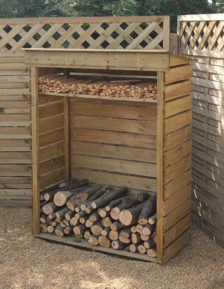55 ideias para o teu jardim com paletes de madeira