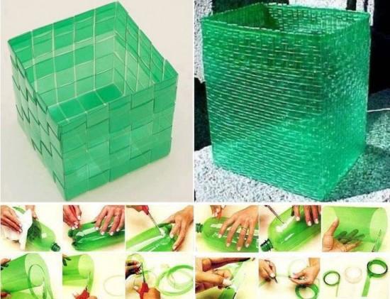 reciclagem garrafas pet 19