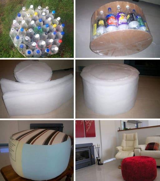 reciclagem garrafas pet 2