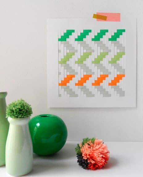 quadro-decorativo-com-papel-1
