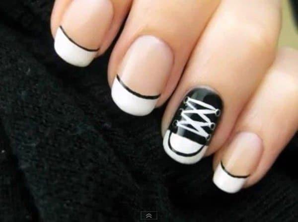 unhas pretas  e branco4