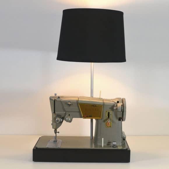 Ideias para reciclar maquinas de costuras antigas