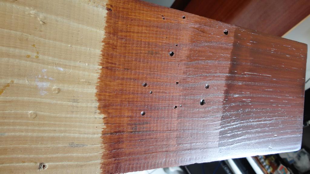 como tratar a madeira do palete
