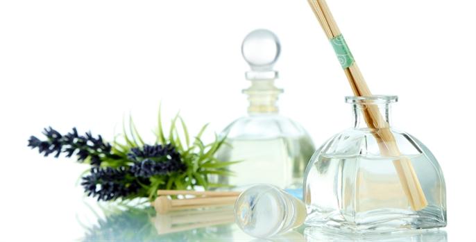 óleo difusor de ambiente