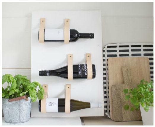 suporte para vinho