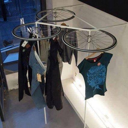 bicicleta na decoração