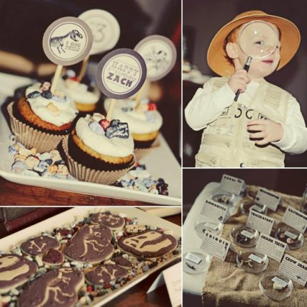 decoração de aniversário infantil