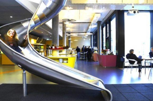 escritórios sustentáveis