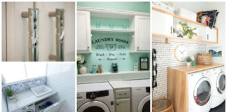 inspirações de lavanderia