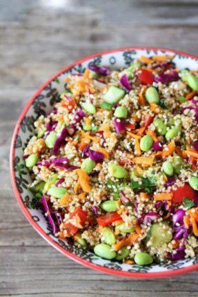 receita de saladas