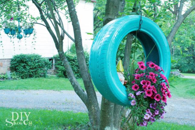 recicle os pneus