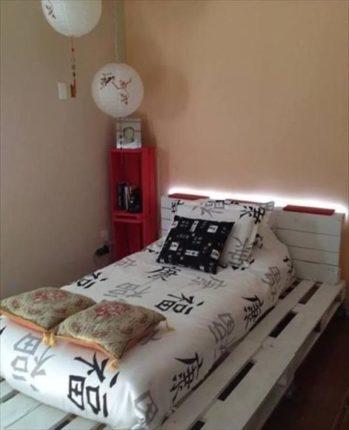 camas de paletes
