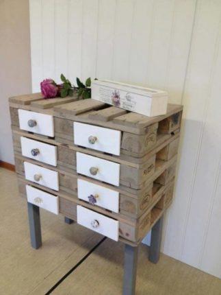 Paletes e mais paletes 26 m veis de paletes for Della casa sillones