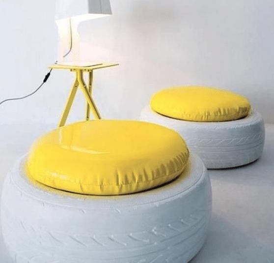 artesanato com material reciclado