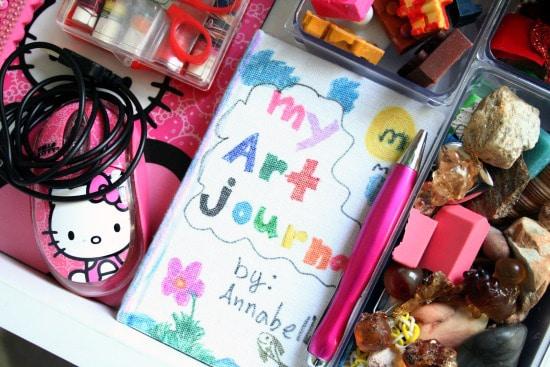 dicas de organização para crianças