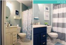 renovação banheiro